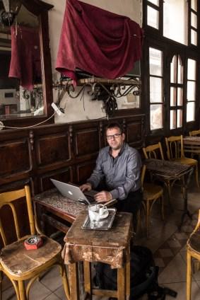 Reiseblogger-Büro