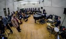 Rehearsal Quadro Nuevo & Cairo Steps @ Cairo Opera House