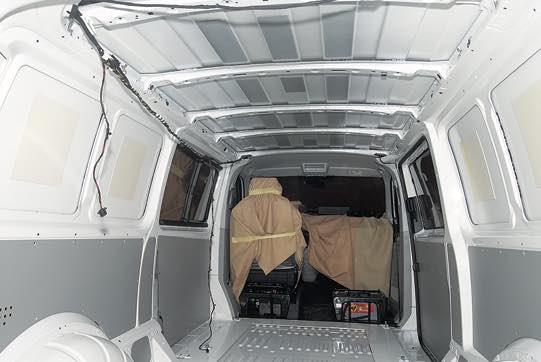 tutoriel Installer un toit relevable fourgon aménagé