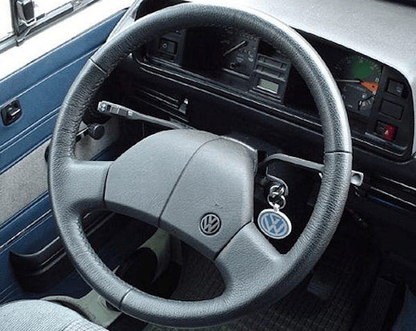 Changing The Vanagon Steering Wheel Vanagon Hacks Amp Mods