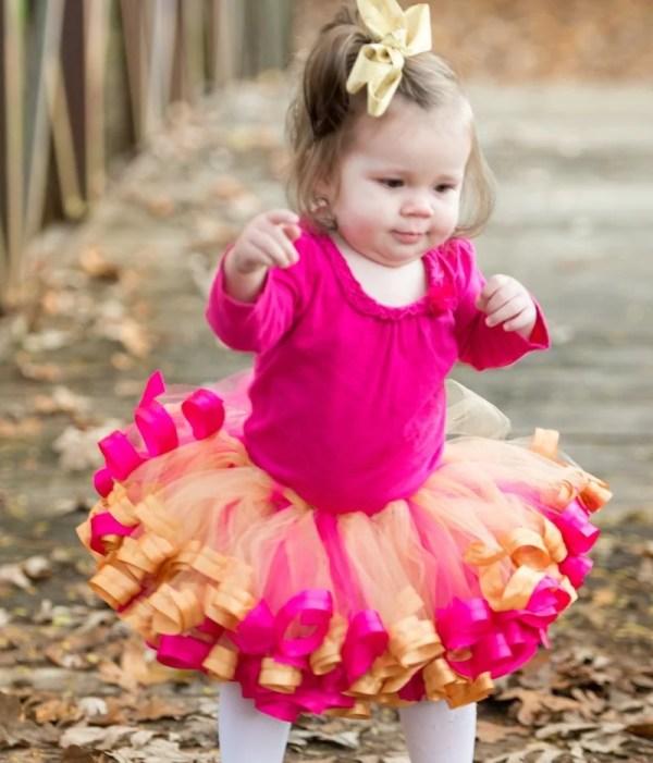baby ballet tutu