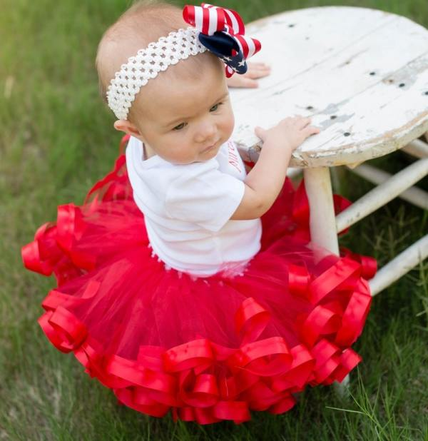 ballerina red tutu