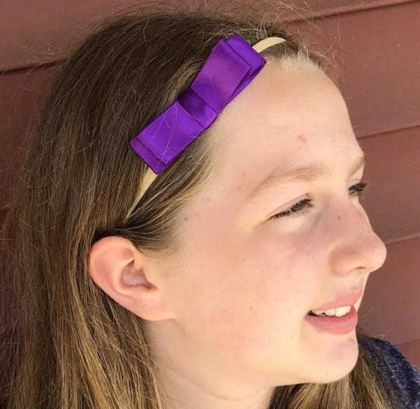 children's bow headbands