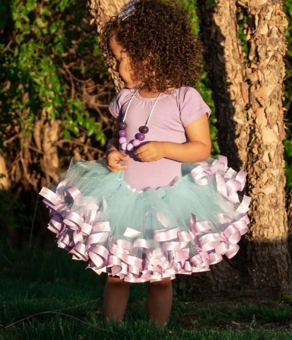 toddler girl birthday tutu