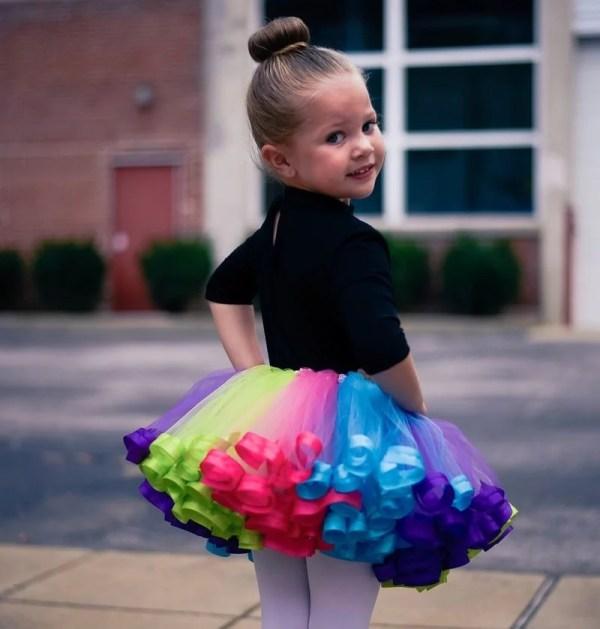 unicorn tutu birthday dress