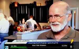 Keith Laursen Hot On Homes Interview at Georgetown Heights in Van Alstyne, TX