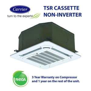 Carrier TSR cassette ac unit