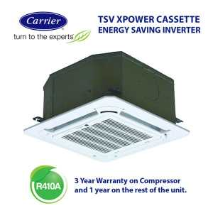 Carrier TSV cassette ac unit