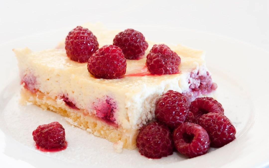 Citroencheesecake