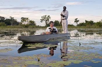 Safari Afrika Botswana