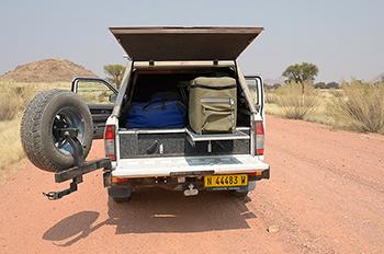 Rondreis Namibie selfdrive