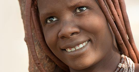 Rondreis Namibie - Himba