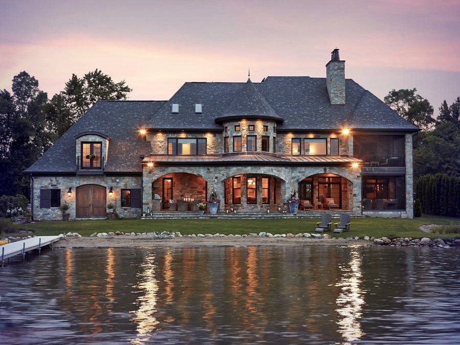 Image result for lake house image