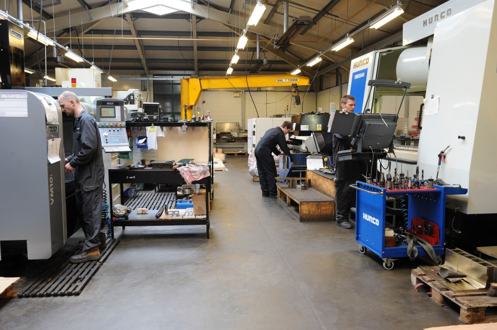 Vance Precision Engineering 1 Jamestown Business Park,  Levenbank Street,  Jamestown,  Alexandria,  G83 8BZ,  Scotland