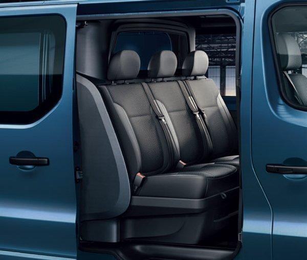 New Vauxhall Vivaro Doublecab L2h1 2900 1 6 Cdti Biturbo