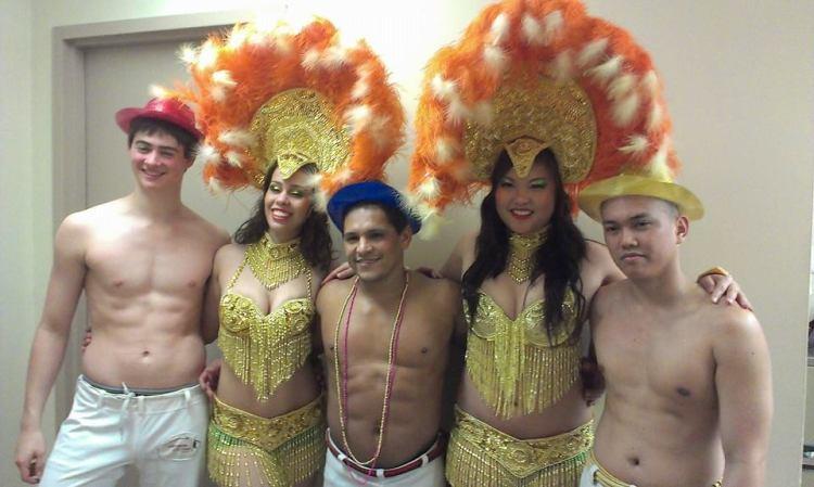 Vancouver Wedding Entertainment - Capoeira