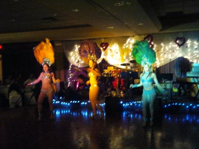 Vancouver Wedding Entertainment - Samba