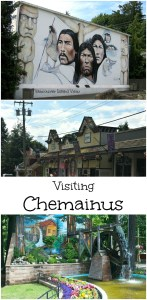 Heading to Vancouver Island this Summer? Here is why Chemainus should be one of your stops.