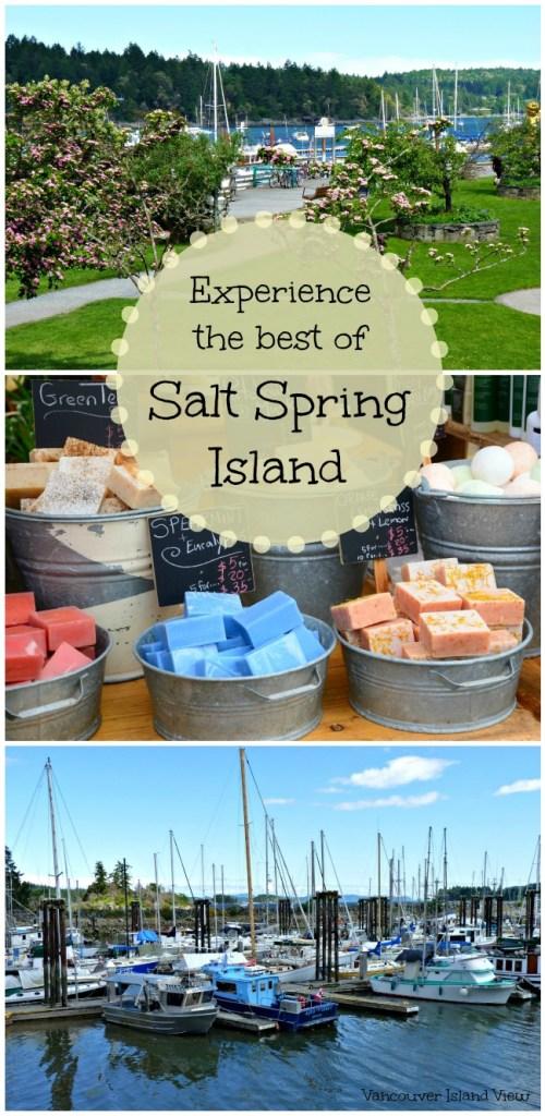 How To Get To Salt Spring Island From Tsawwassen