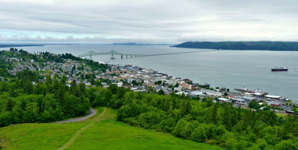 Full of rich history and scenic views, Astoria is yet another must see town in Oregon.