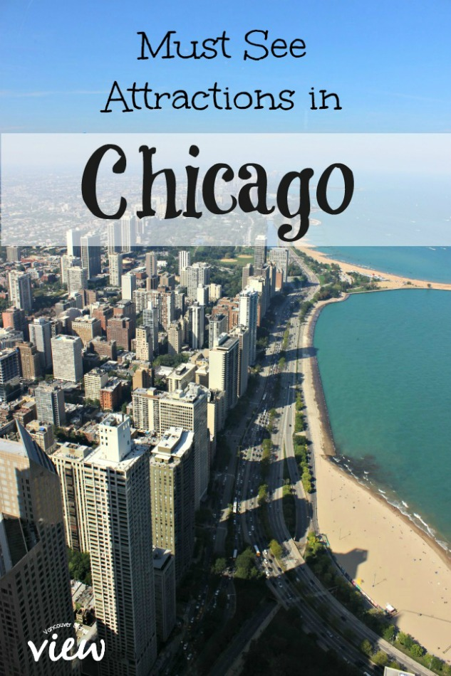 Chicago must sees - Chicago is most definitely a place not to be missed. Here are some great tips on seeing the best of the best in the Windy City.