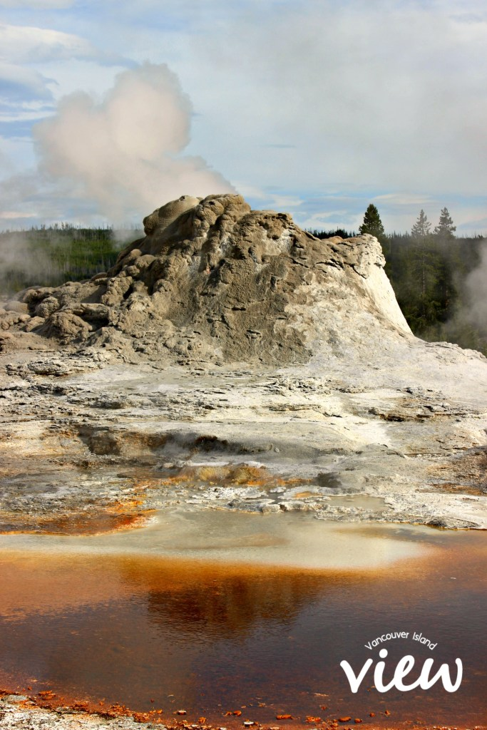 Mud Volcano - Yellowstone National Park highlights, and tips and tricks on making the most of your trip.