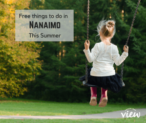Free Things to do in Nanaimo this Summer