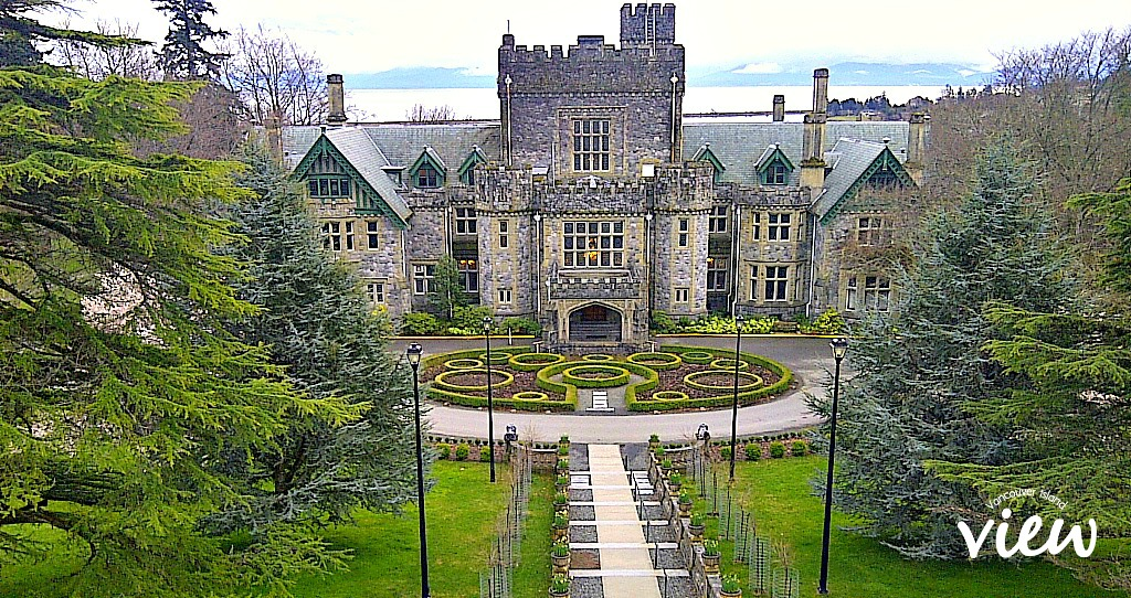 Hatley Castle - one of the must see stops on the Ultimate Vancouver Island Bucket List