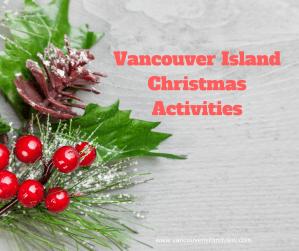 Mid-Vancouver Island Christmas Activities