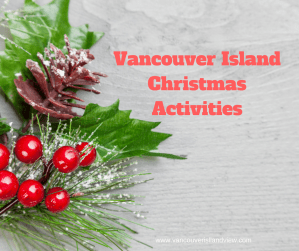 Mid-Vancouver Island Christmas Activities