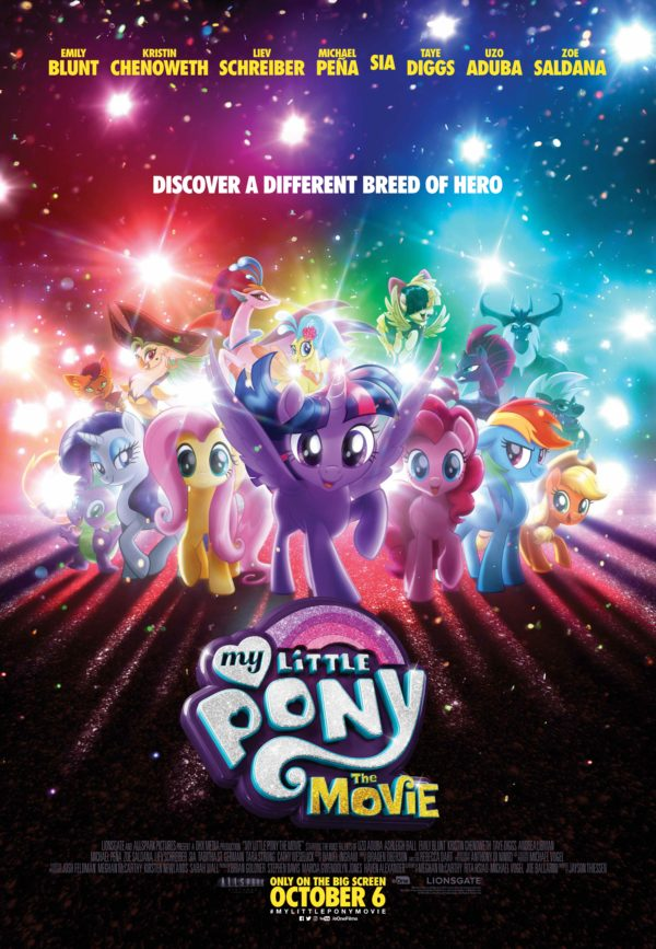 Advance Screening of My Little Pony Giveaway!!!