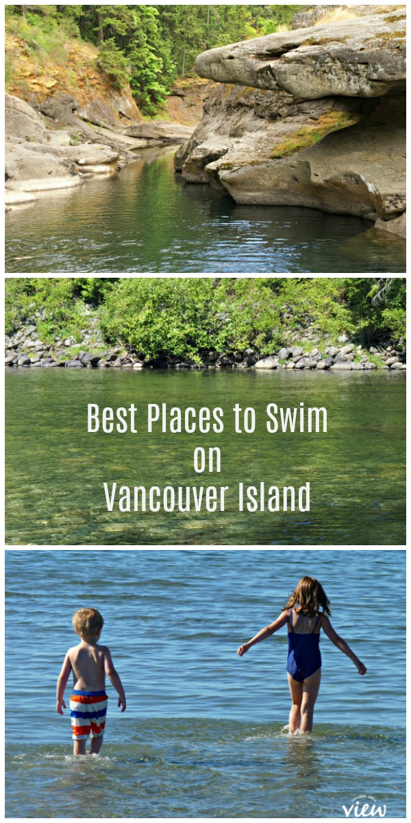 Whether you are looking for fresh water or salty ocean waves, here are the best places to swim on Vancouver Island.