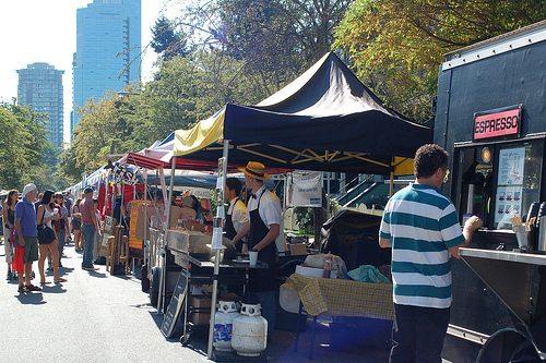 Vancouver West End Farmers Market