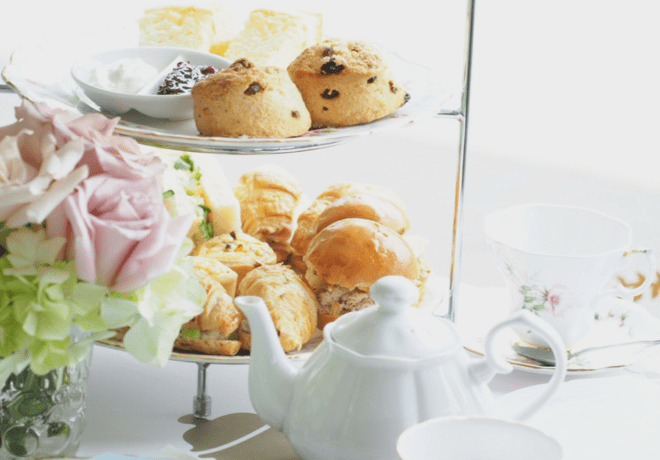 A Date with Your Childin Vancouver: High Tea at Butter