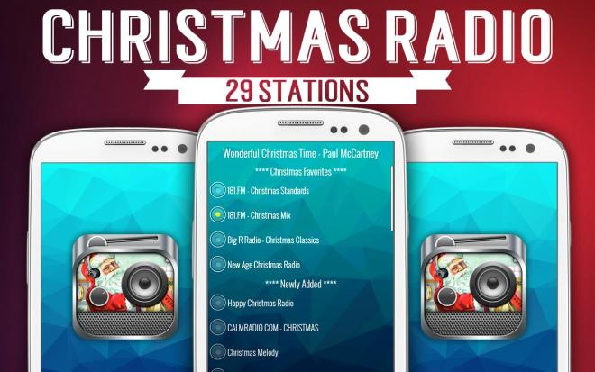 xmas-radio-app