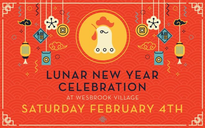 lunar new year wesbrook village