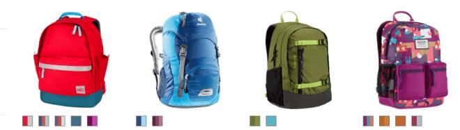 MEC Backpacks