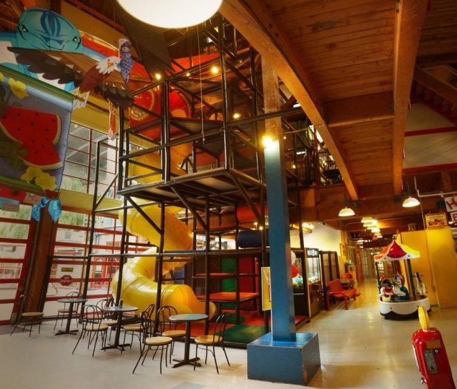 Kid Friendly Vancouver: Awesome Indoor Playgrounds