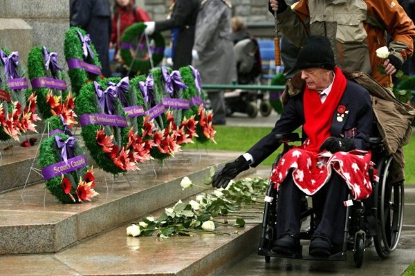 Remembrance Day Vancouver