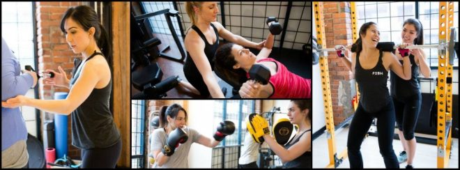 Five places to get fit with baby