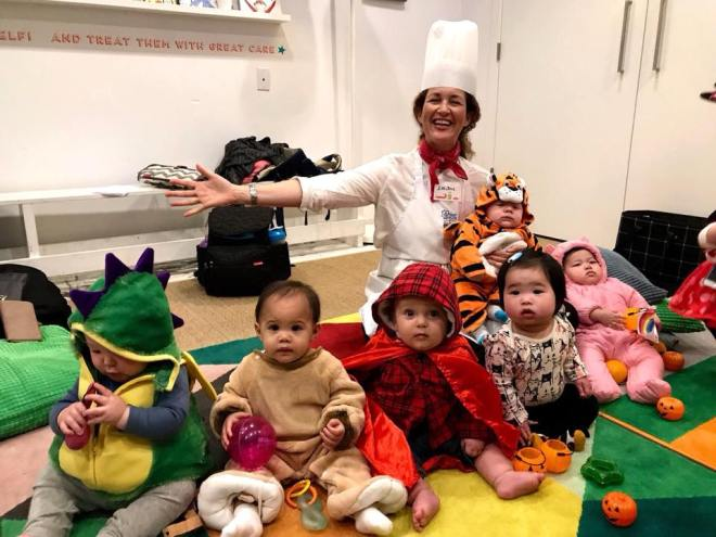 Mom & baby drop-in activities to check out this winter