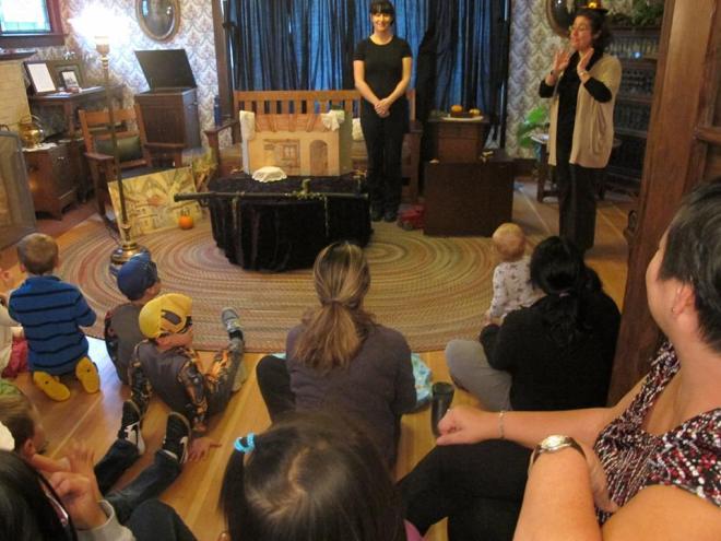 Coquitlam arts families