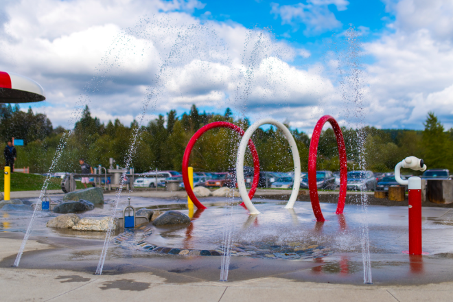 Top mini water parks for tiny tots