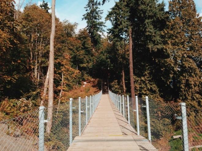 Spirit Trail North Vancouver