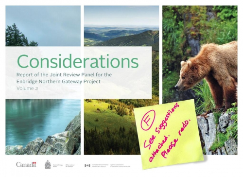 Kai Chan and 300 scientists reject JRP review of Northern Gateway
