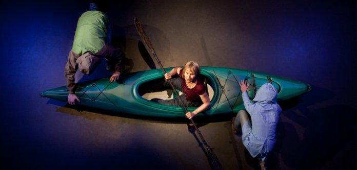 Kayak plays the Firehall Arts Centre. Photo by Chena San Martin.