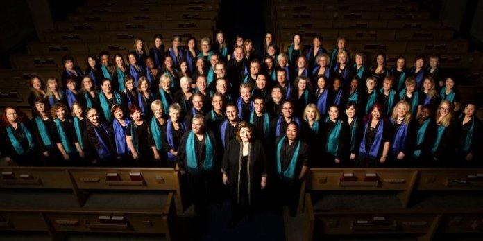 Good Noise Vancouver Gospel Choir closes it season with The Return of Soul Gospel featuring award-winning gospel singers Dawn Pemberton and Warren Dean Flandez.