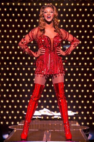 J Harrison Ghee as drag queen Lola