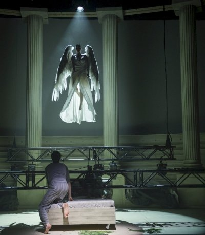 The Arts Club Theatre Company will present part two of Kushner's Angels in America as the opener to its 2017/2018 season. Photo by David Cooper.