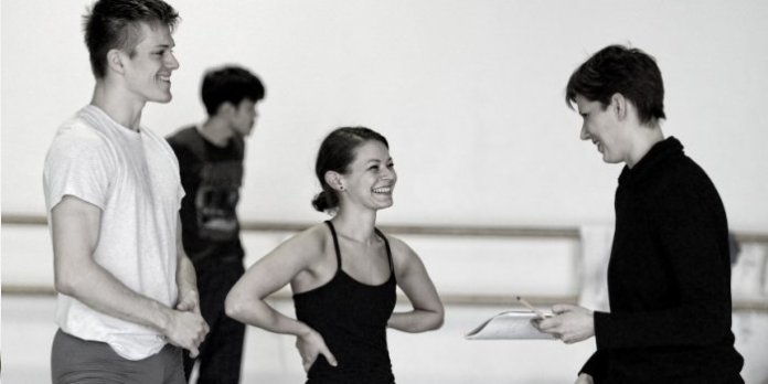 """""""We have a lot of ideas around more layers of programming and outreach, and how to interface more with our community."""" - Emily Molnar on the next ten years for Ballet BC. Photo by Michael Slobodian."""